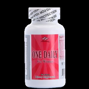ONE DAILY for WOMEN ﹘ Идеальные витамины для почти идеальных женщин
