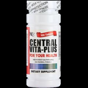 Мультивитамины CENTRAL VITA-PLUS