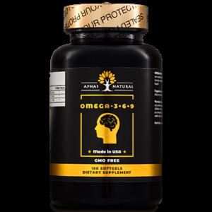 Омега-3,6,9 ﹘ источник полиненасыщенных жирных кислот Premium-качества