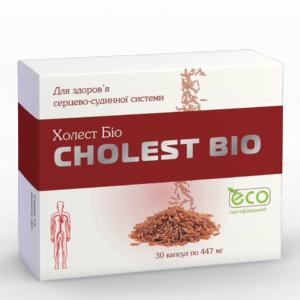 Холест Био ﹘ понижает уровень холестерина