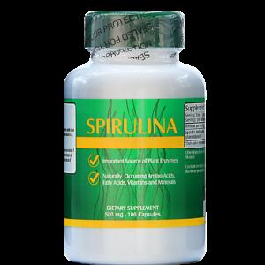 Спирулина – секрет молодости и долголетия