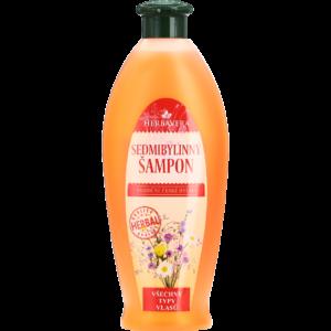Herbavera Шампунь на семи травах для всех типов волос (550 мл)