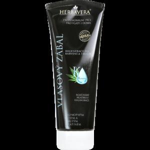 Herbavera Маска для волос восстанавливающая для волос на копопляном масле с кератином и алое вера 250 мл