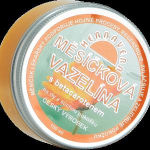 Herbavera Вазелін з календулою і бета-каротином 100 мл
