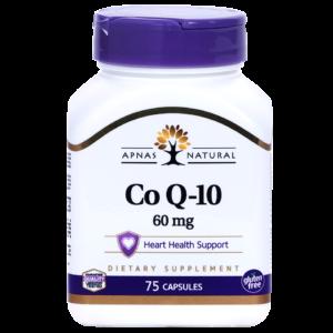 Коэнзим Q10 ﹘ для защиты сердца и омоложения организма