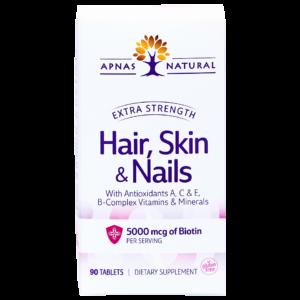 ЭКСТРА СИЛА – для здоровья и красоты волос, кожи и ногтей