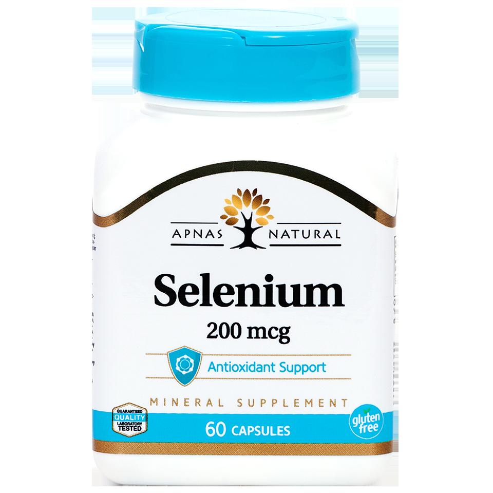 Selenum dobavka